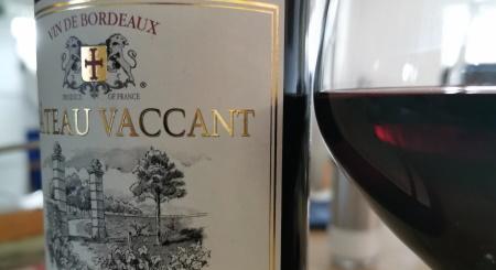 Château Vaccant Bordeaux