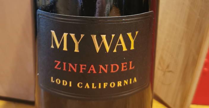 My Way Zinfandel